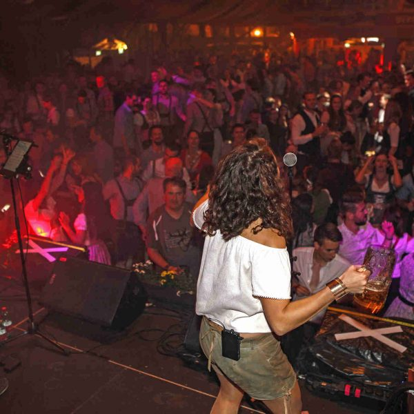 MYBOCK Oktoberfestband Partyband Zeltfestband Stimmung