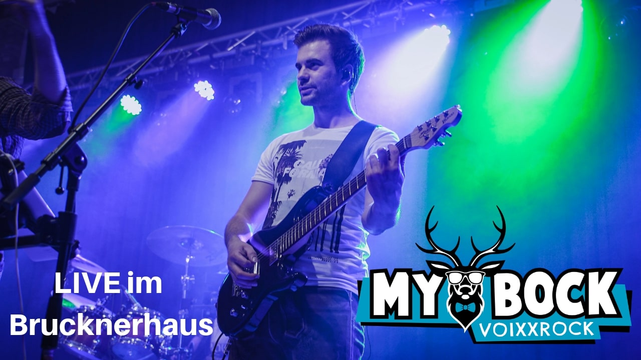 MYBOCK live im Brucknerhaus Linz