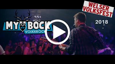 Welser Volksfest MYBOCK 2018