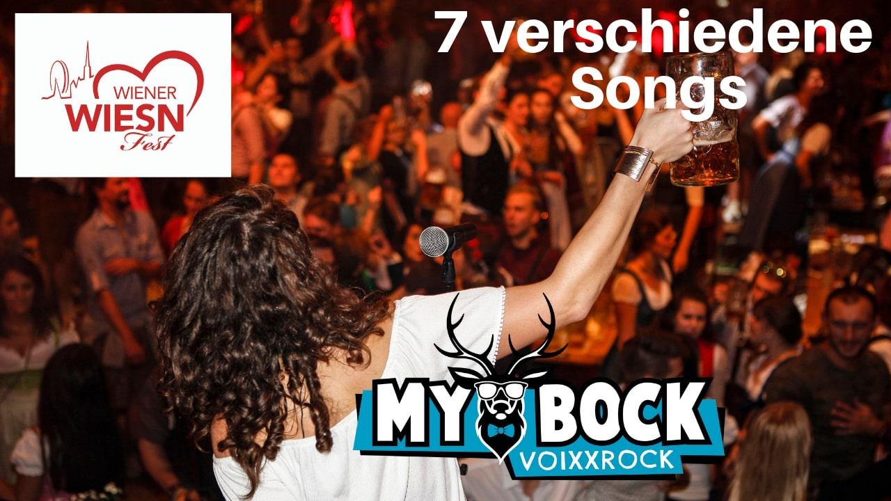 MYBOCK live Wiener Wiesn Fest 7 Songs