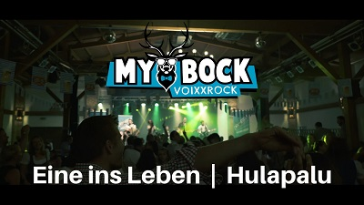 MYBOCK Hulapalu - Hey das geht ab - Disco Pogo