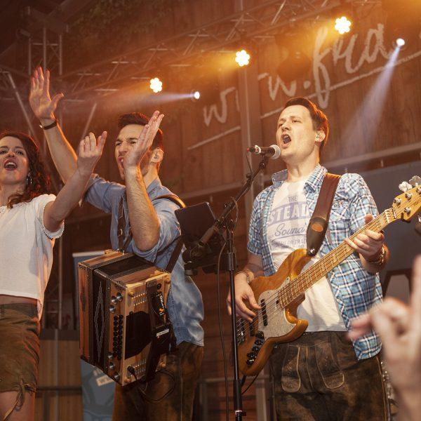 MYBOCK live Stimmung