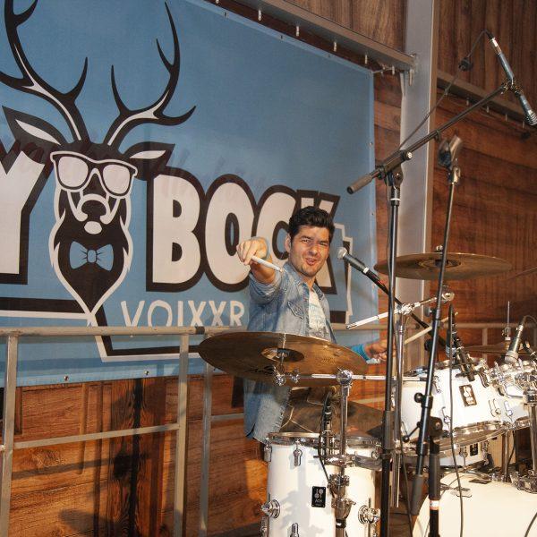 MYBOCK live Peter